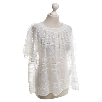 Missoni Blouse in white