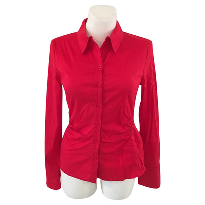 Laurèl red blouse