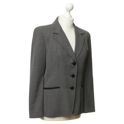 Max Mara Wollblazer in Grau