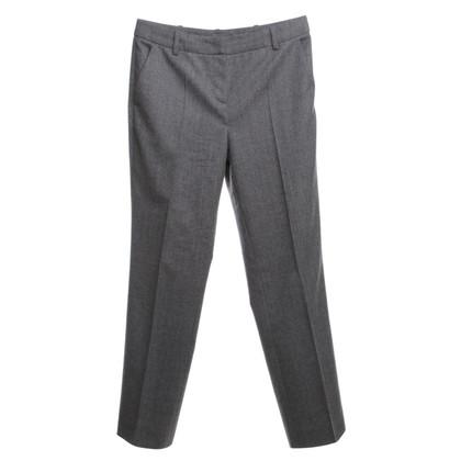 Rena Lange Wollen broek in grijs