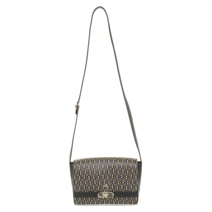 Aigner Handbag with Monogram pattern