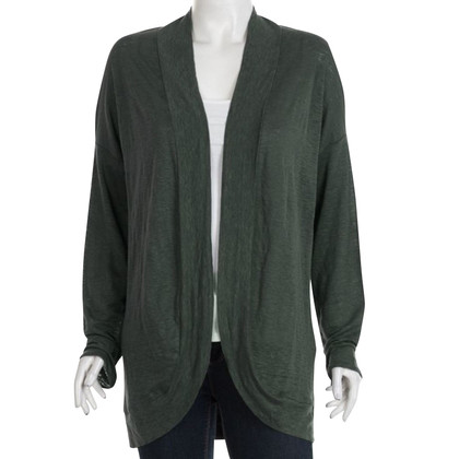Allude Linen-Cardigan