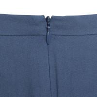 Closed Uitlopende rok in blauw