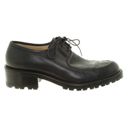 Escada Lace-up shoes in black