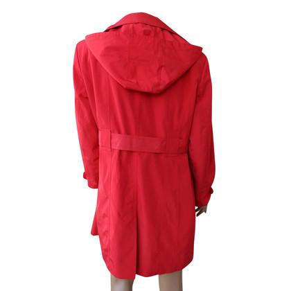 Calvin Klein Trenchcoat mit Kapuze
