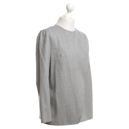 Carven Top in grigio