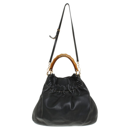 Miu Miu Shopper with wooden handle