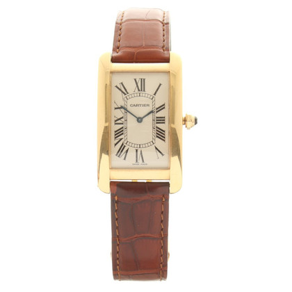 Cartier Watch real gold
