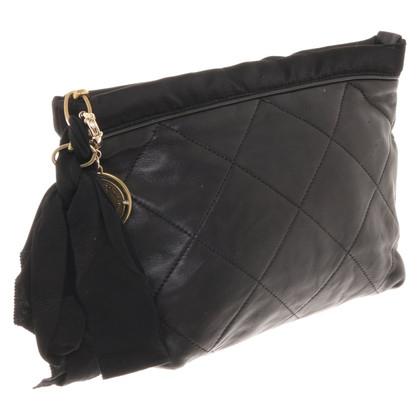 Lanvin Beauty Case in black
