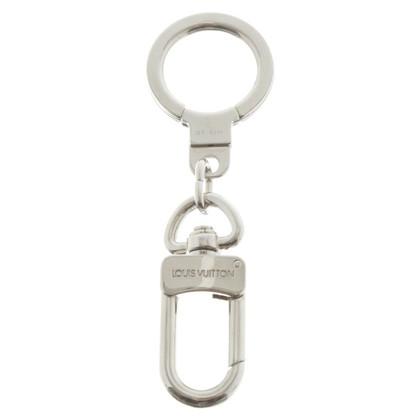 Louis Vuitton Schlüsselanhänger in Silber