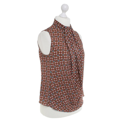 Carven Silk blouse