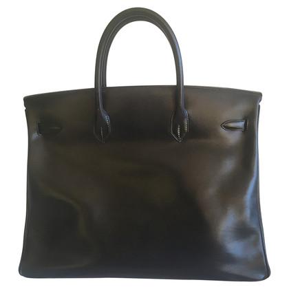 """Hermès """"Birkin Bag 40 Box Leder"""""""