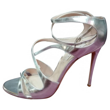 Casadei Sandalen in Silber