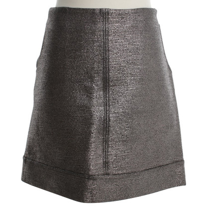 Diane von Furstenberg skirt with structure