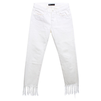 Other Designer 3x1 - Jeans in white