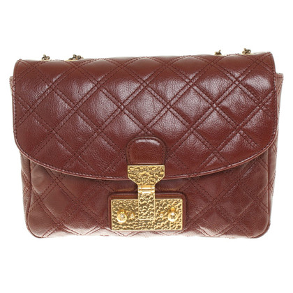 Marc Jacobs Shoulder bag in Bordeaux