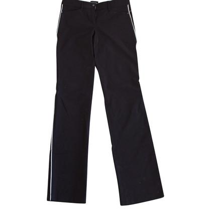 DKNY trousers in black