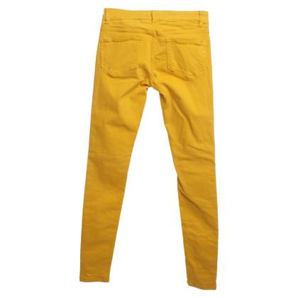 Maje Jeans in Gelb