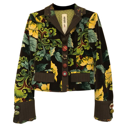 Kenzo Velvet jacket