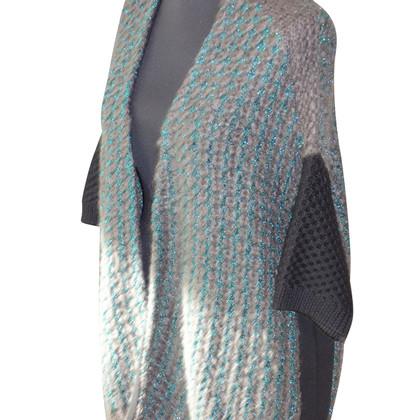 Schumacher Coarse sweater with lurex