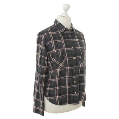 Isabel Marant Etoile Plaid Shirt