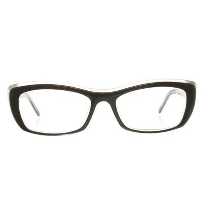 Chanel Brille in Schwarz