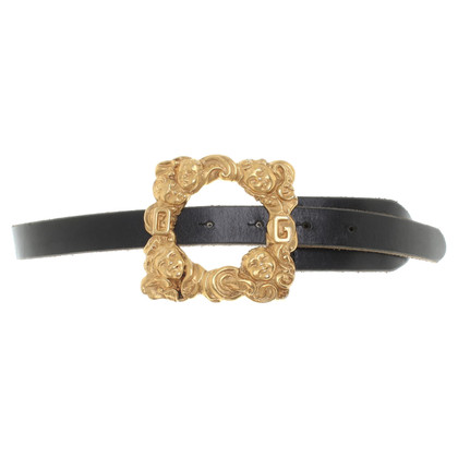 Dolce & Gabbana Belt in black