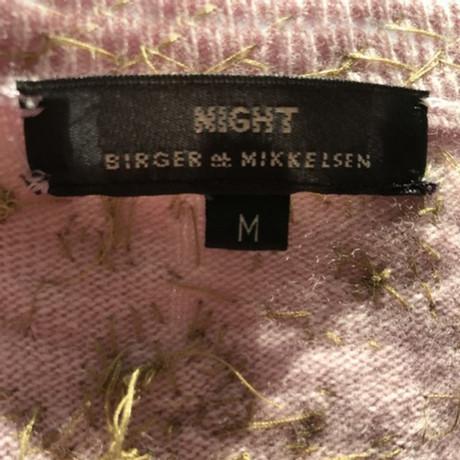 amp; Day amp; Birger Birger Mikkelsen Rosa Mikkelsen Strickjacke Day Pink CqaXC