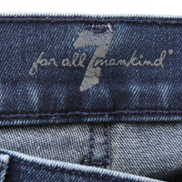 7 For All Mankind Jeans con una lavata sottile