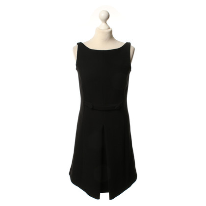 Prada Wool Dress in black