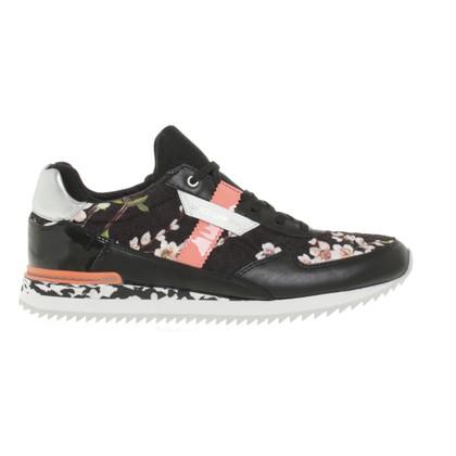 Dolce & Gabbana Sneaker mit Blumen Muster