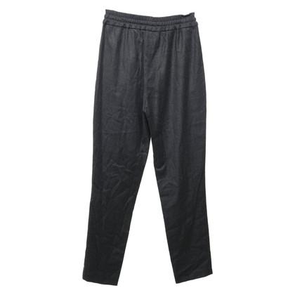 Guido Maria Kretschmer trousers in grey-Meliert