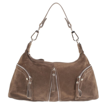 Longchamp Handbag in khaki