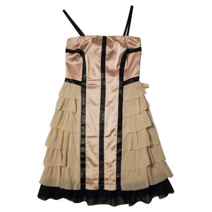 Pinko Korte zijden jurk