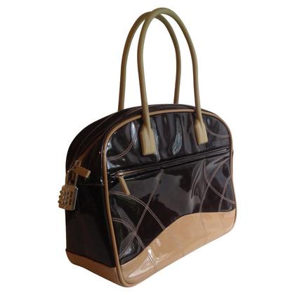 Miu Miu Handle bag made of patent leather