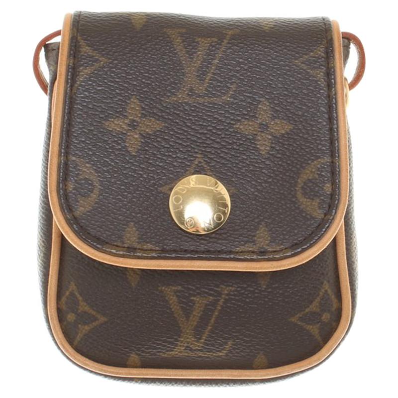 Louis Vuitton Tasche Schwarz Gold