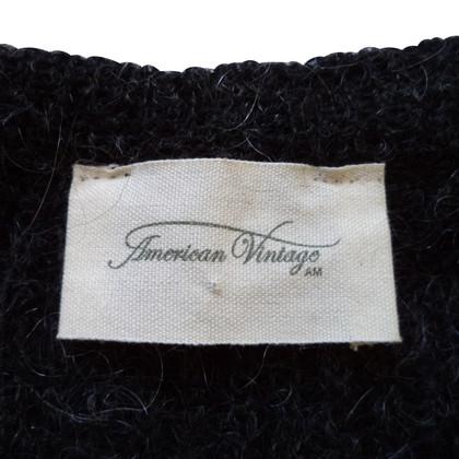 American Vintage Kurzarm-Pullover