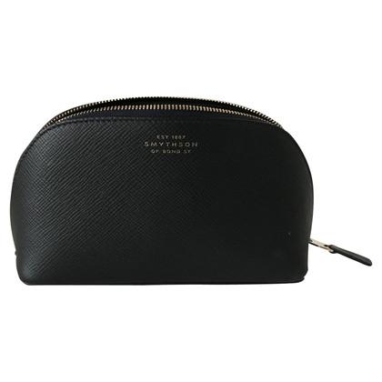 Smythson makeup bag