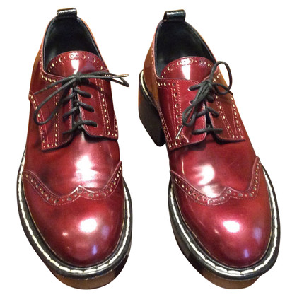 Louis Vuitton lace-up shoes