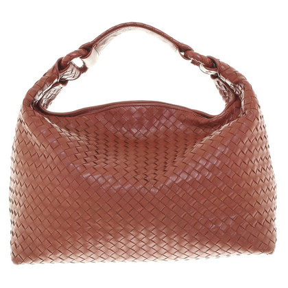 Bottega Veneta Braided bag in brown