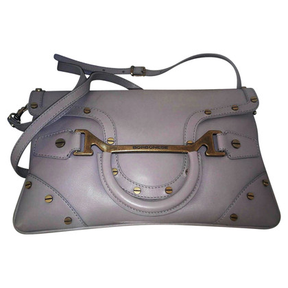 Borbonese clutch with rivets