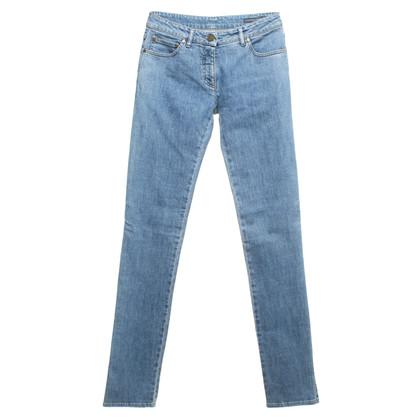 Alexander McQueen Blauwe spijkerbroek