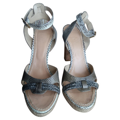 Maliparmi Leather sandals