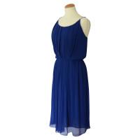 Sandro Cobalt blue midi dress