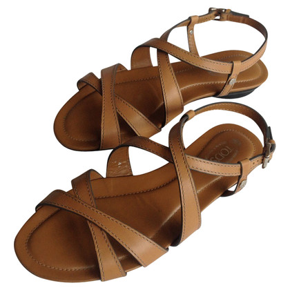 Tod's strappy sandals