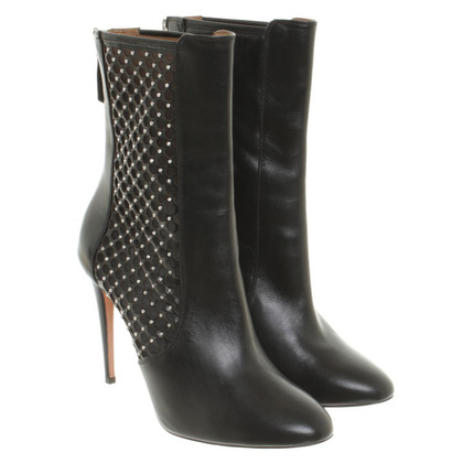 Aquazzura Bottines en noir