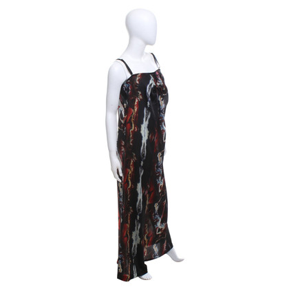 Diesel Black Gold Jumpsuit in multicolor