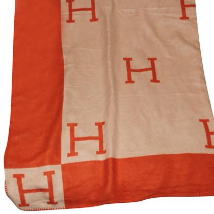 "Hermès Decke ""Avalon"""