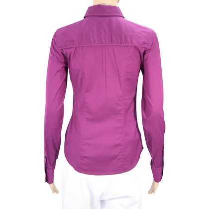 Armani Blouse in violet