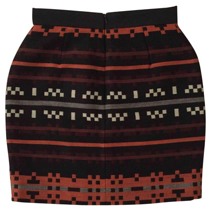 Proenza Schouler wool mini skirt